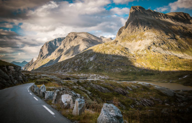 Norwegian Scenic Road