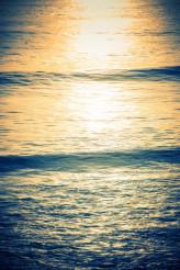 Ocean Sun Reflections