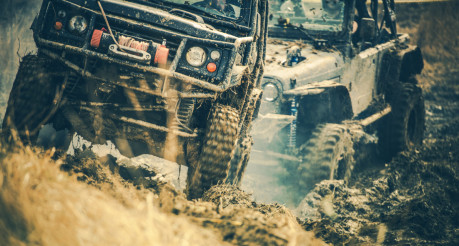 Off Road Trail Expedition