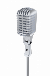 Old-Fashioned Mic