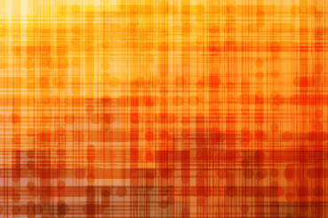 Orange Abstract Backdrop