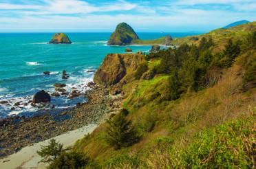 Oregon Pacific Coast