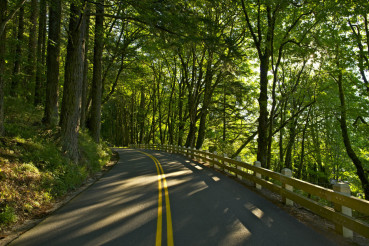 Oregon US 30 Highway