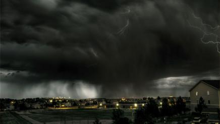 Overnight Storm