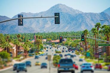 Palm Springs Highway