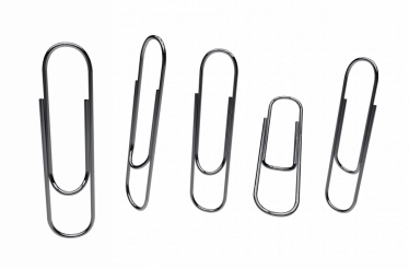 Paper Clips PNG