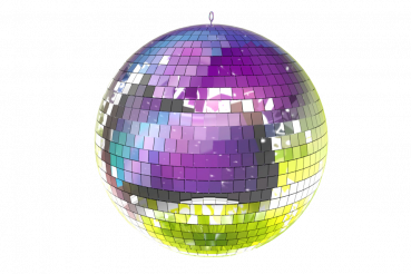 Party Disco Ball PNG