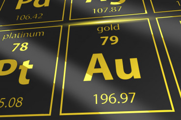 Periodic Table Golden Au