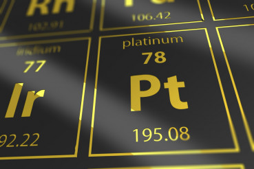 Periodic Table Platinum