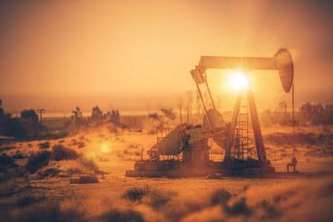 Petroleum Industry Pumpjack