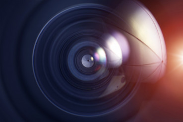 Photo Lens Background