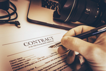Photography Services Contract