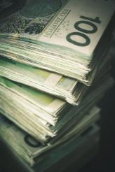 Pile of Polish Zloty Cash