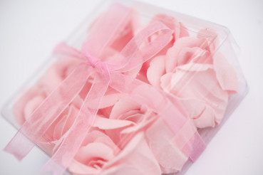 Pink Roses Decoration
