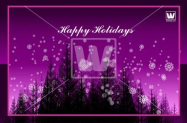 Pinky Happy Holidays
