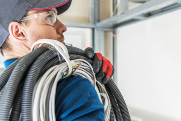 Placing Electric Installation