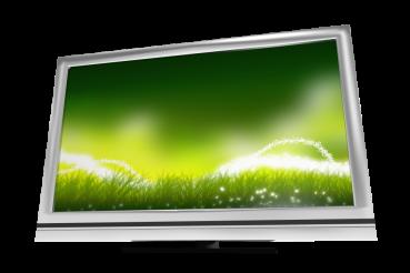 PNG 3D Internet TV