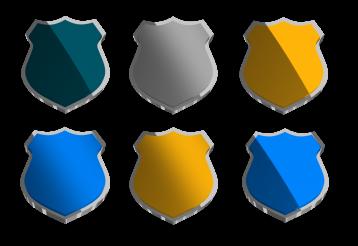 PNG Crests Set