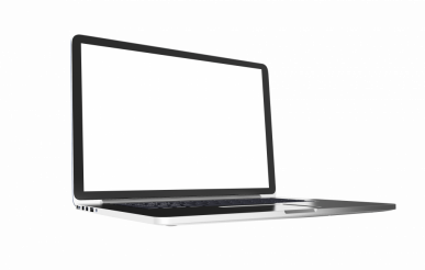 PNG Isolated Laptop