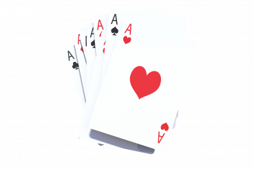 PNG Isolated Set of Poker Cards