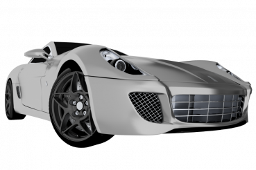 PNG Sport Car Front