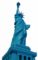 PNG Statue of Liberty