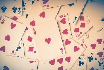 Poker Casino Playing Cards
