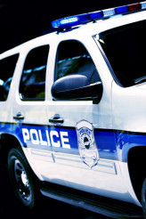 Police Car SUV