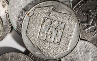 Polish People's Republic Historical Polish Coin