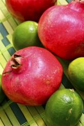 Pomegranate Limes