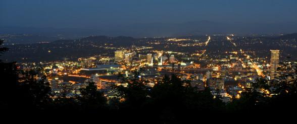 Portland Panoramic