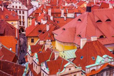 Prague Czechia Architecture