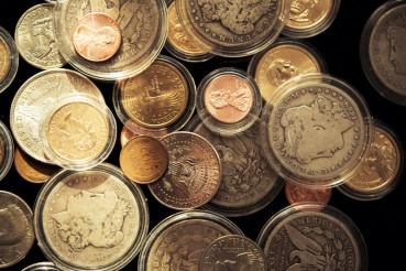 Precious Collectible Coins