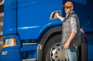 Profession Truck Driver
