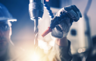 Professional Metal Drilling