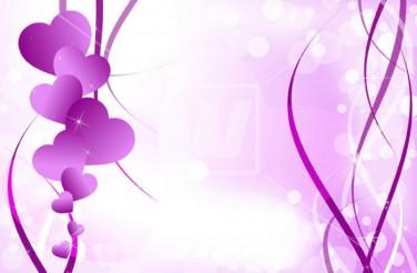 Purple Valentine Day