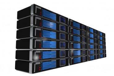 Rack Servers Isolated