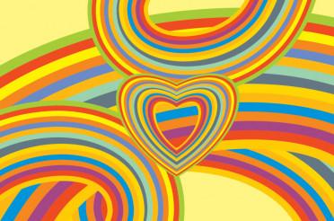 Rainbow Vector Design