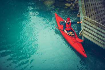 Ready for Scenic Kayak Tour