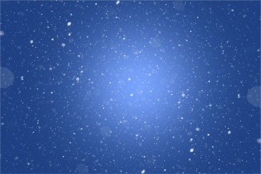 Real Snow Falling Background