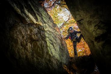 Recreational Cave Exploring
