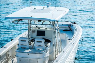 Recreational Fishing Boat