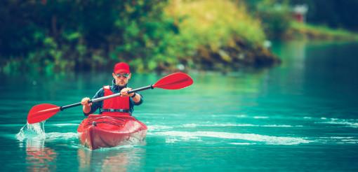 Recreational Kayak Tour