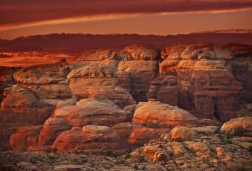 Red Utah Rocks