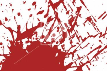 Red Vector Splash