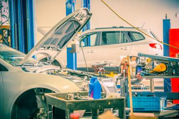 Repairing in Auto Service