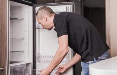 Repairing RV Refrigerator