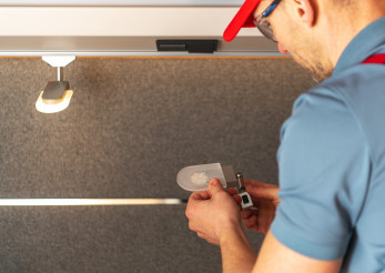 Replacing Old RV Camper Lighting to Modern LED Lights