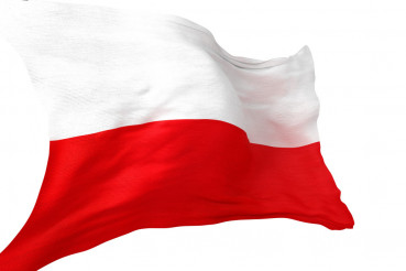 Republic of Poland Flag