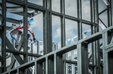 Residential Building Frame